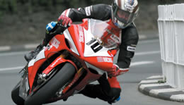 TT race, Isle of Man
